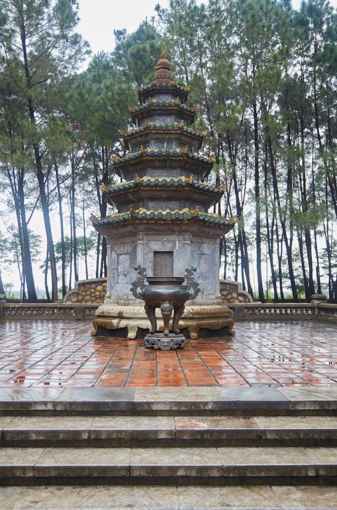 Thien Mu Forest Pagoda