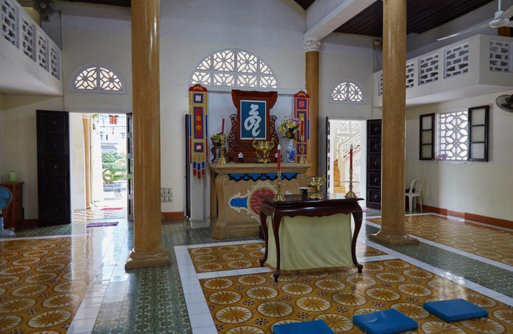 Da Nang Cao Dai Temple