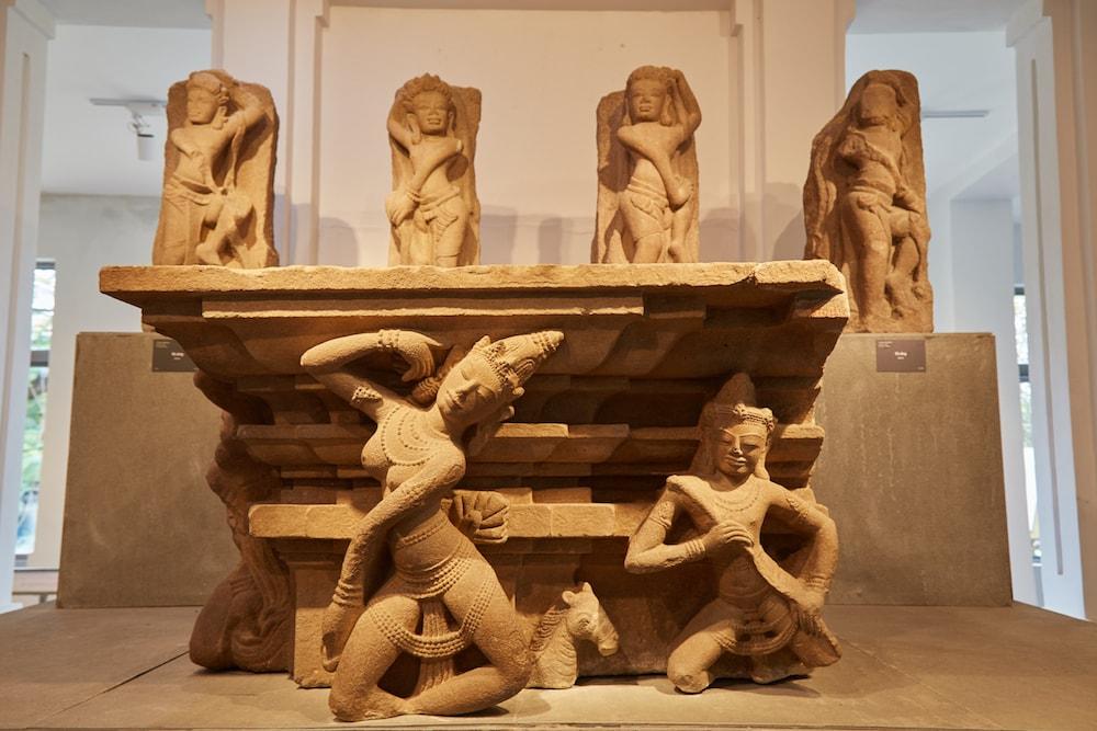 Cham Sculpture Museum Da Nang