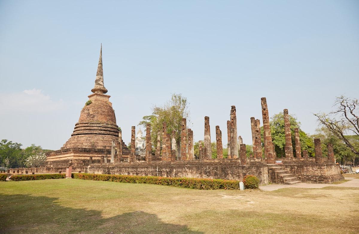 Wat Sa Si Sukhothai