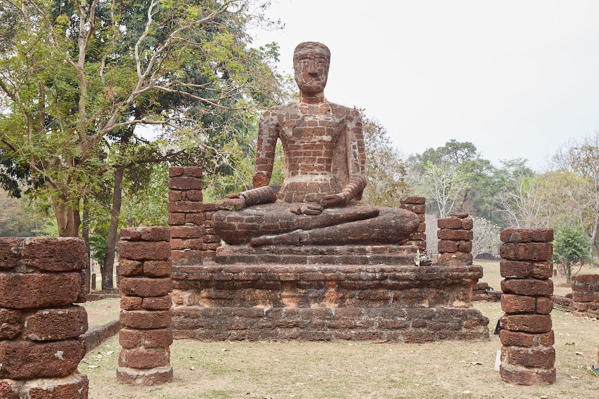 Wat Phra Si Ariyabot Kamphaeng Phet