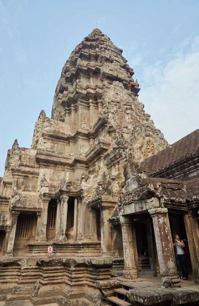 Angkor Wat Second Floor