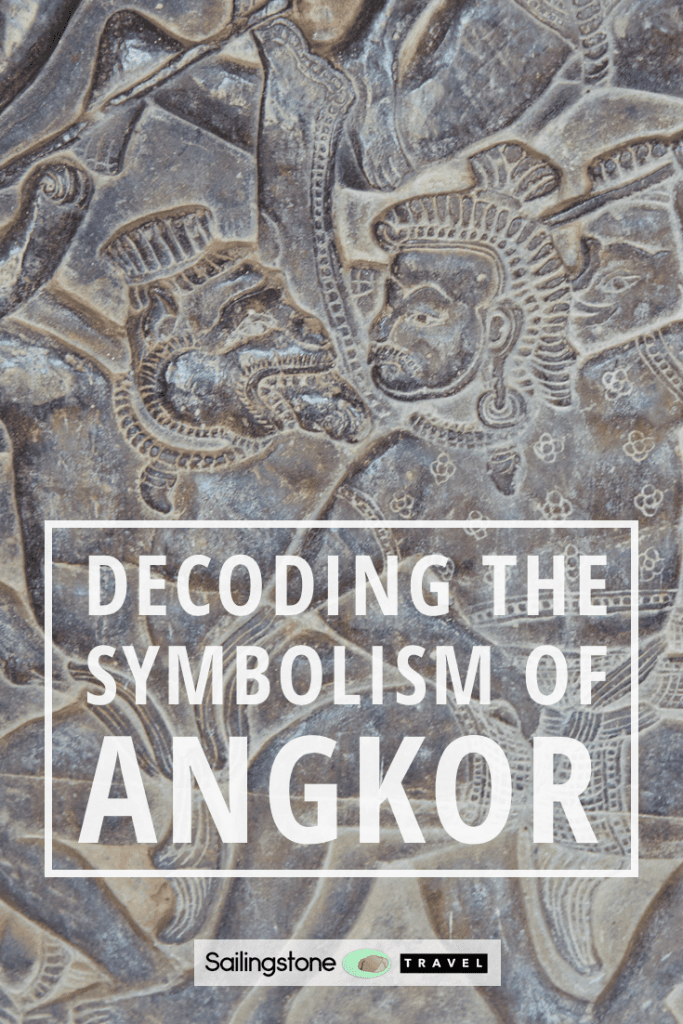 Decoding the Symbolism of Angkor