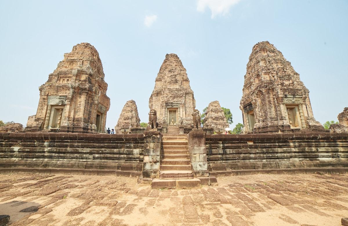 East Mebon Angkor Temples