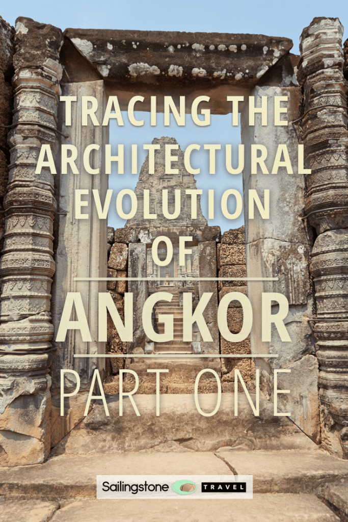 Tracing the Architectural Evolution of Angkor: Part One