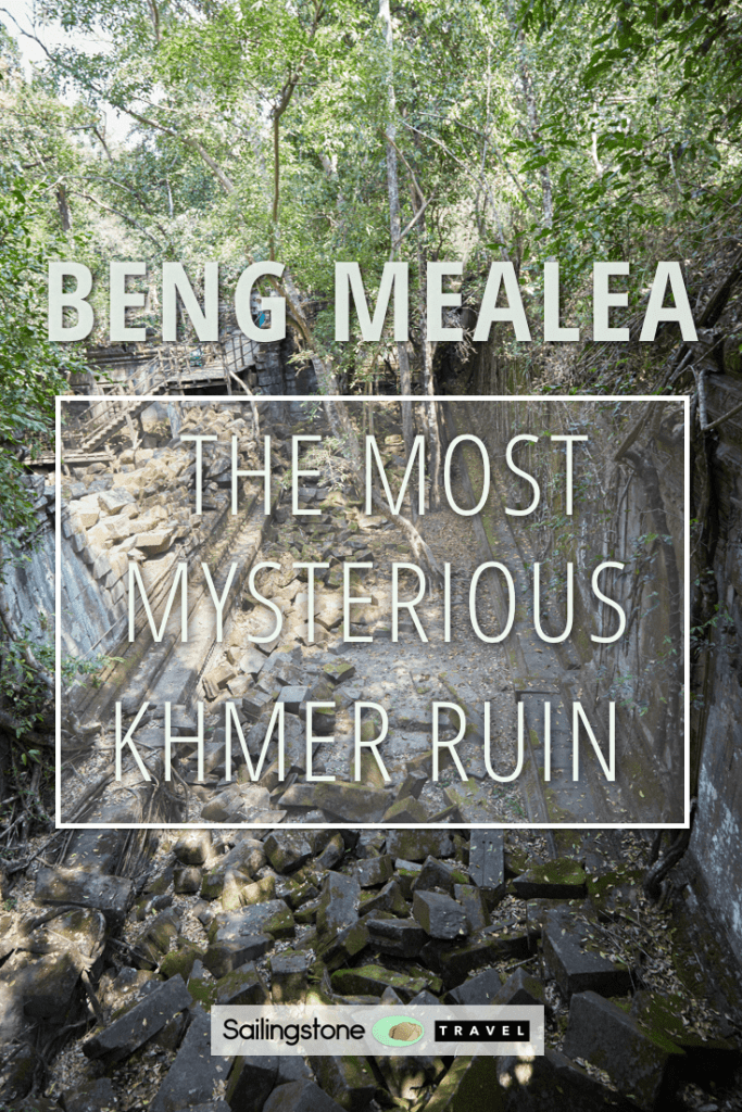 Beng Mealea: The Most Mysterious Khmer Ruin