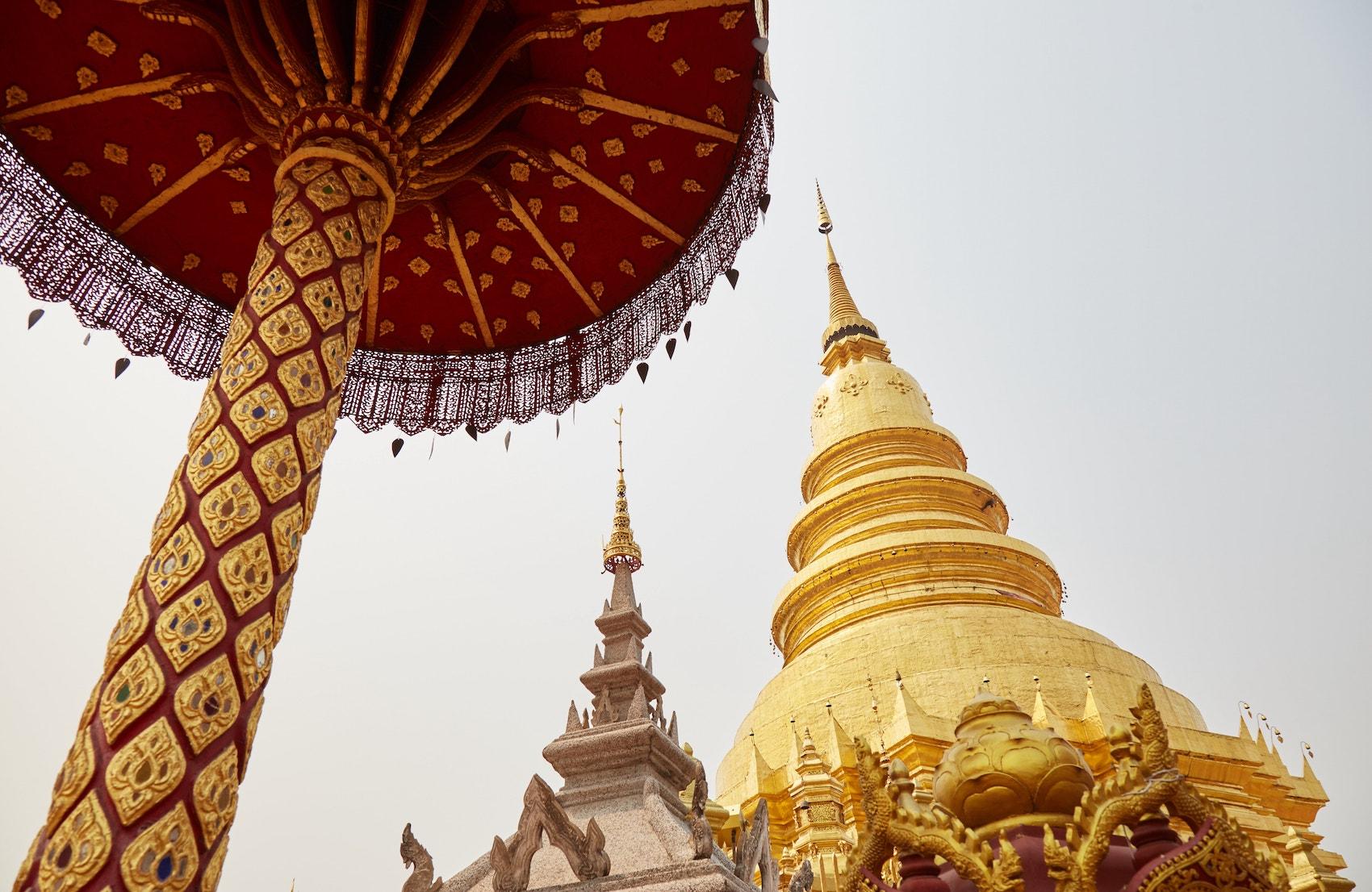 Phra That Haripunchai