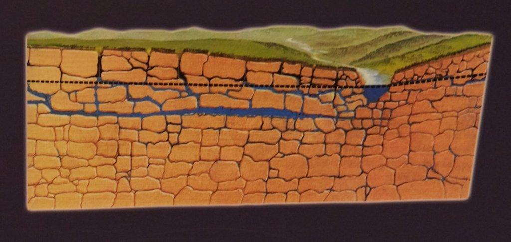 Mulu Limestone Cave Formation