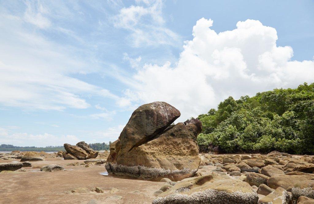 Batu Buaya Crocodile Stone
