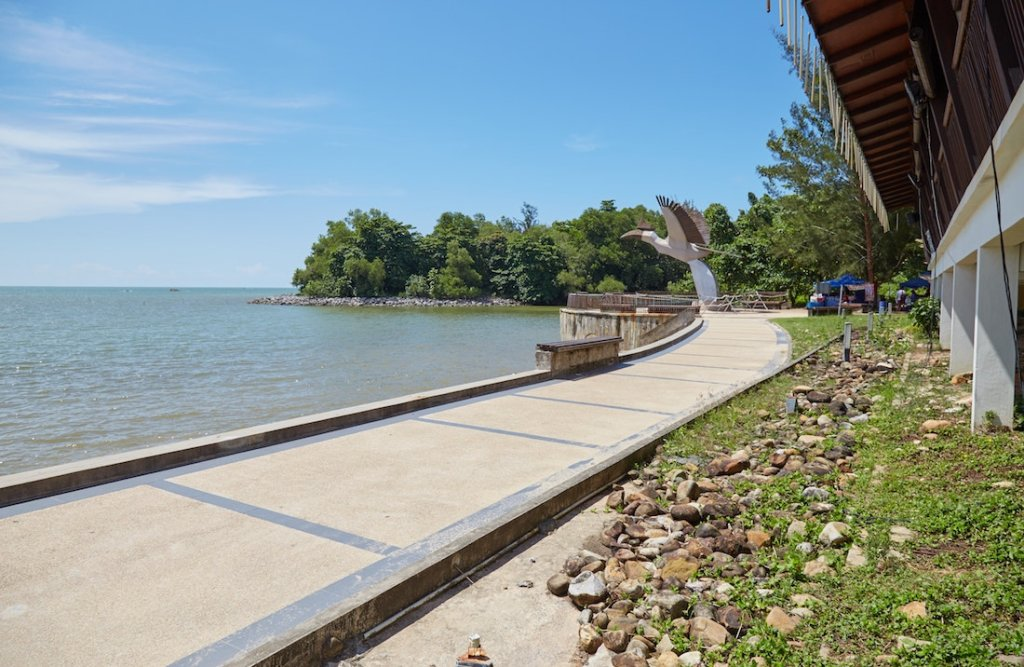 Sarawak Cultural Village Damai Beach