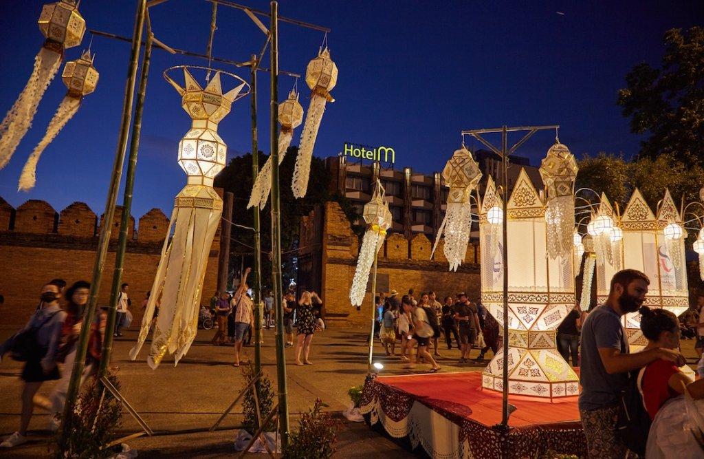 Chiang Mai Tha Phae Gate