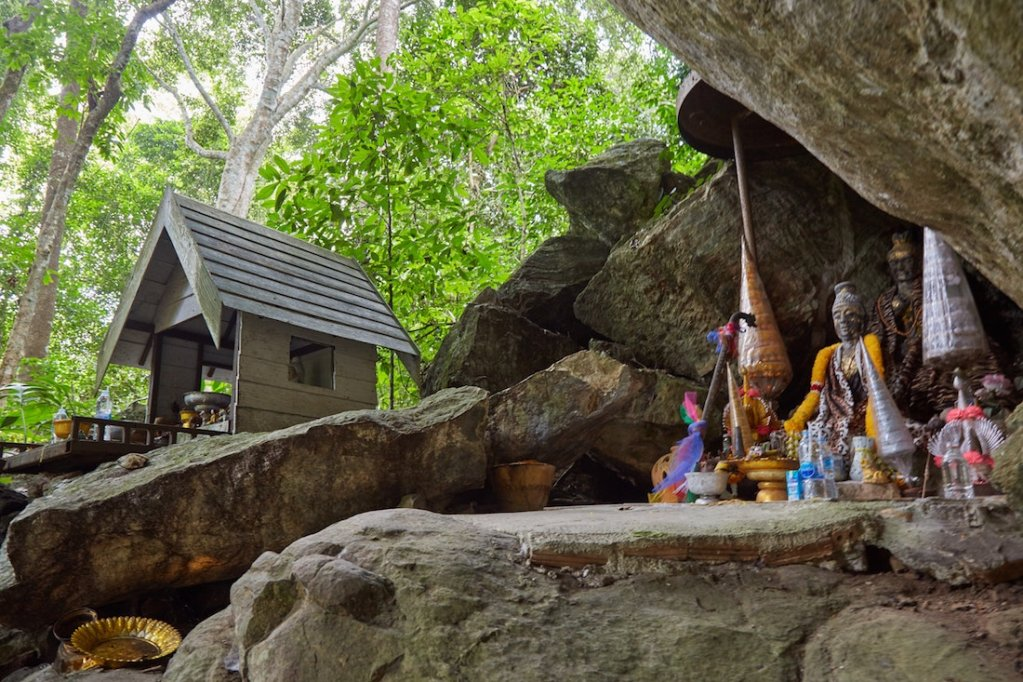Doi Suthep Cave Shrine