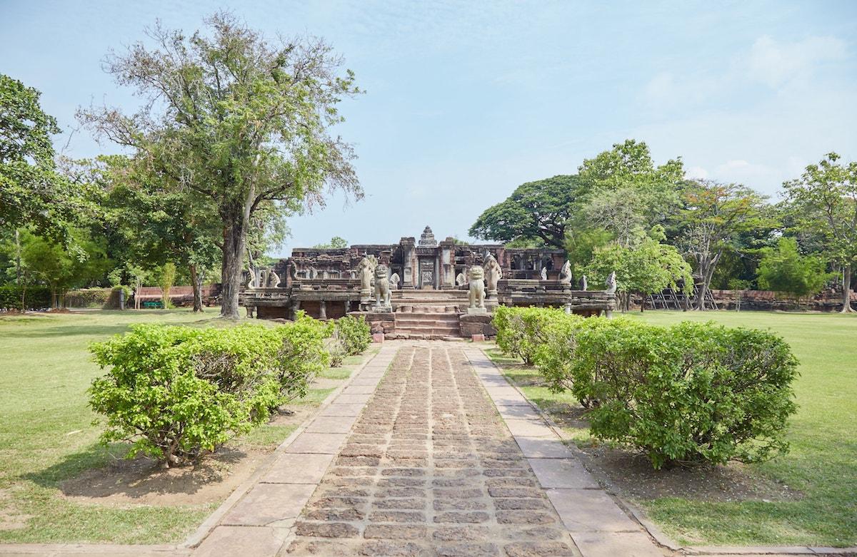 Phimai Entrance