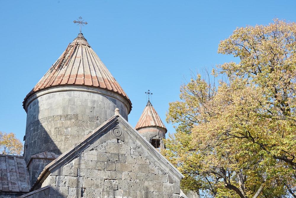 Sanahin Monastery Lori Armenia