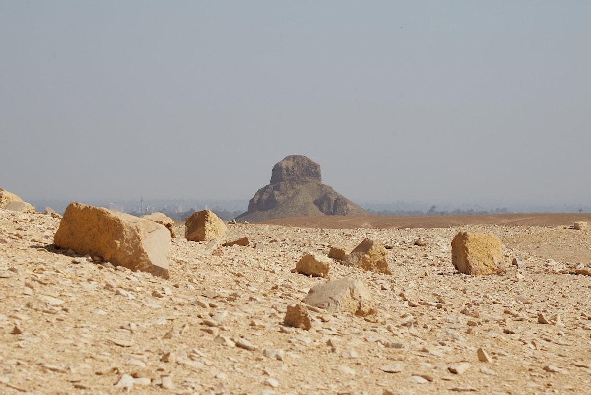 Black Pyramid Dahshur