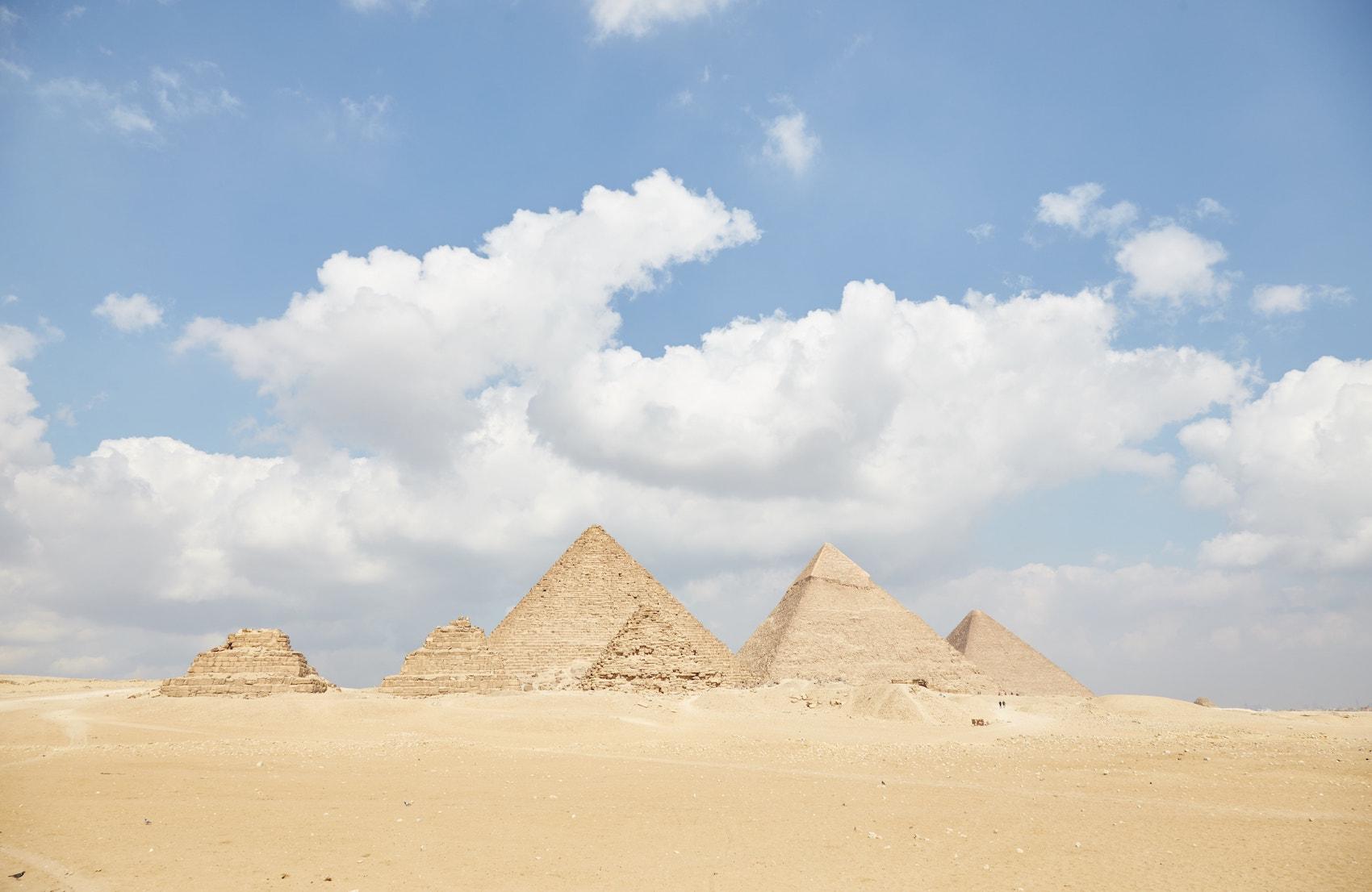 Giza Pyramid Viewpoint