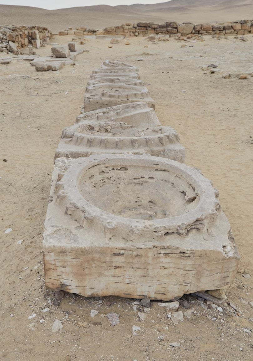 Abu Gorab Nyussere Sun Temple