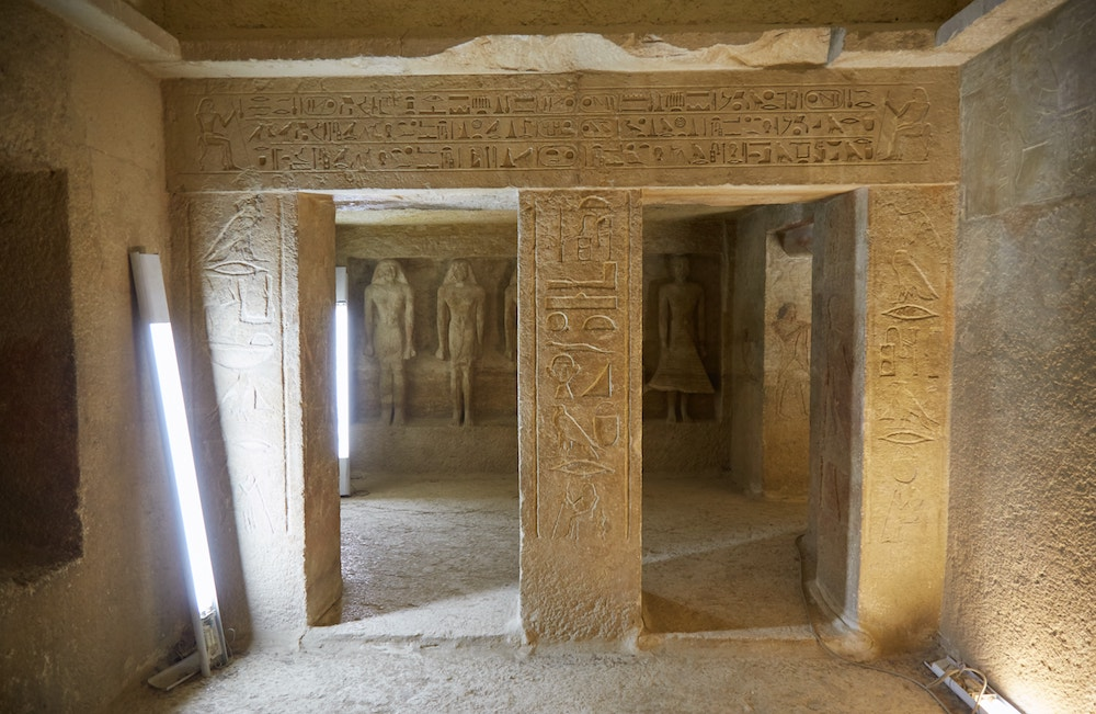 Tomb of Qar