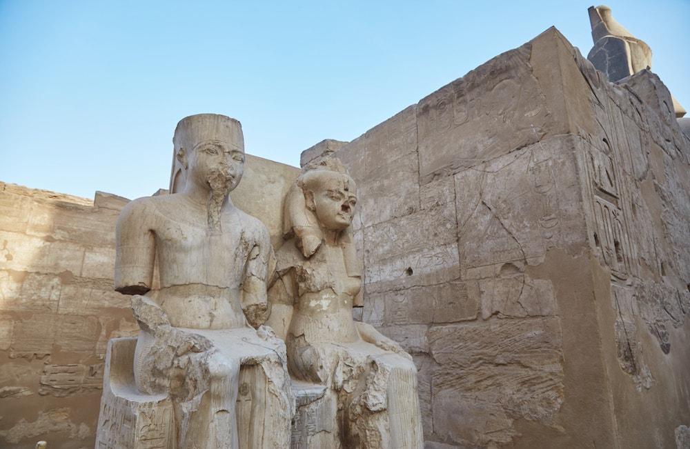 Luxor Temple Colonnade