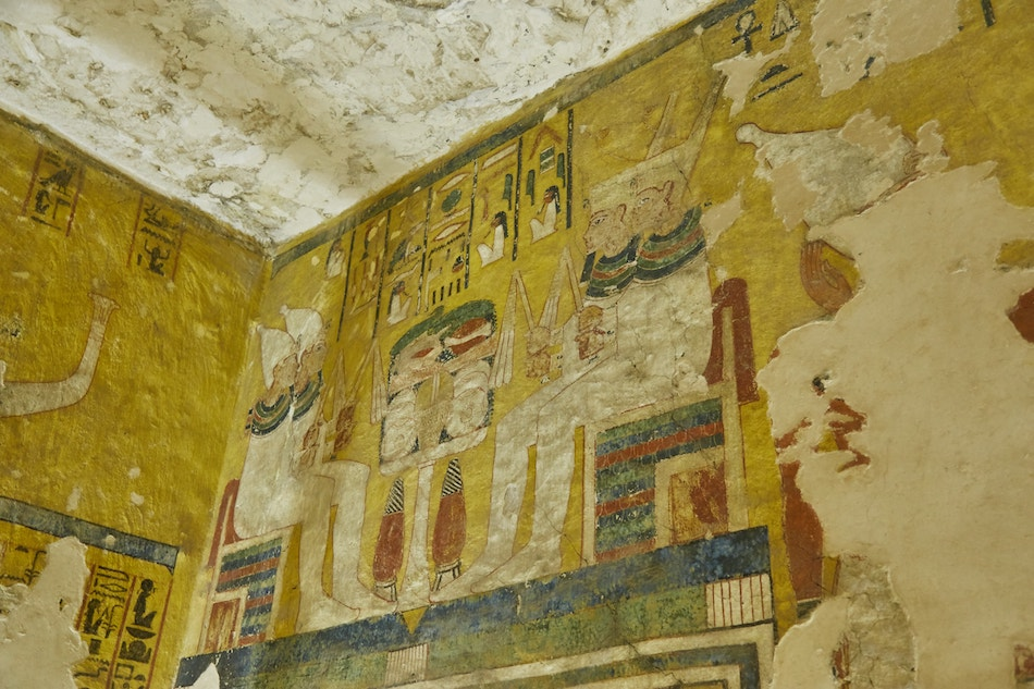 Tomb of Ay Valley of the Kings Guide