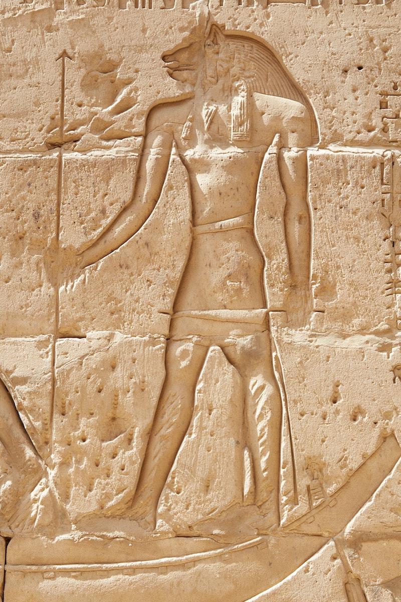 Edfu Temple of Horus