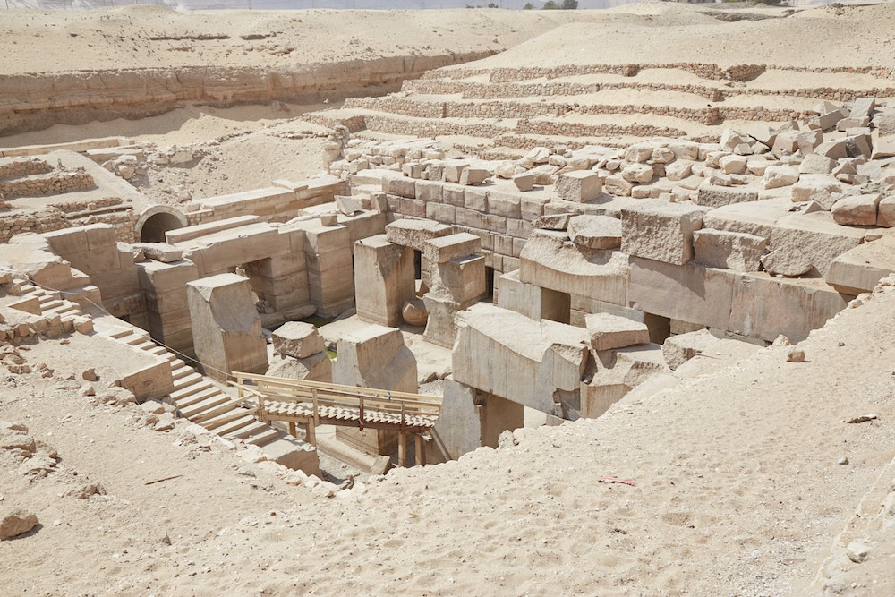 Osireion Abydos