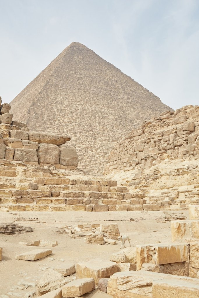 Great Pyramid of Giza 4th Dynasty Pyramids