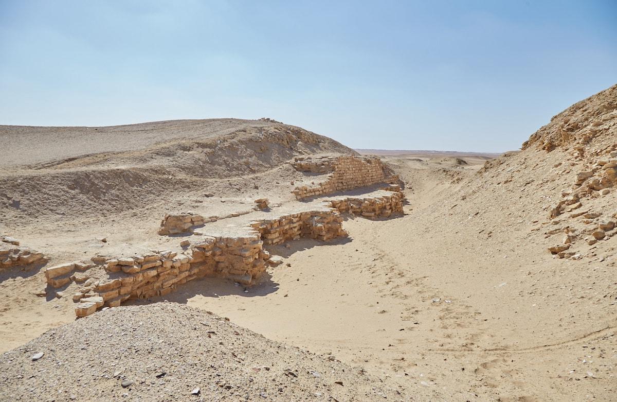 Sekhemkhet Pyramid