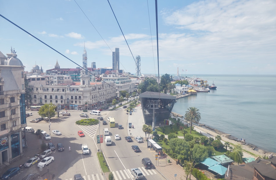 Argo Cable Car Batumi Guide