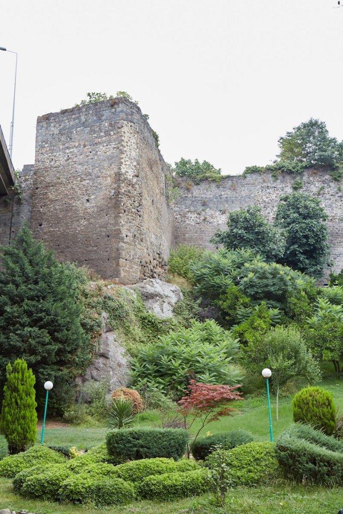 Trabzon Castle Aqueduct Trabzon Guide