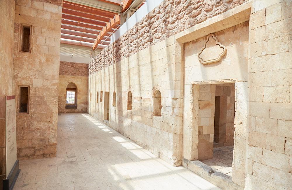 Ishak Pasha Palace Harem