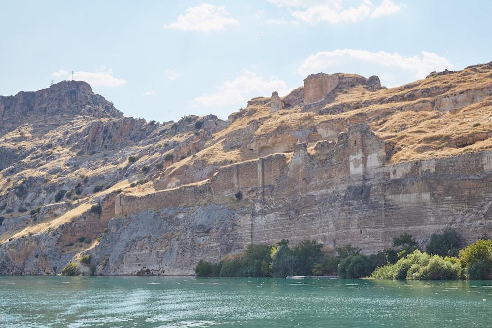 Halfeti Sunken City
