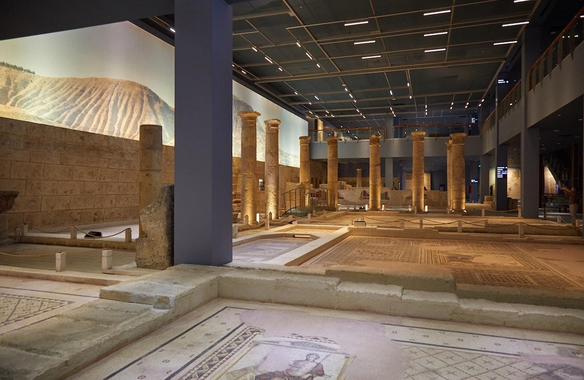 Zeugma Mosaic Museum Gaziantep
