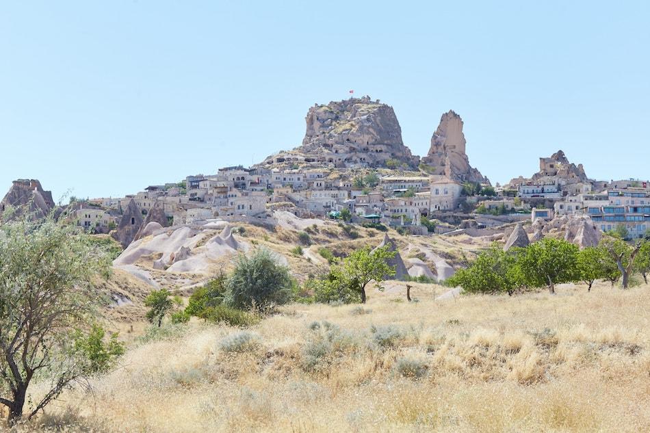 Hiking Cappadocia Pigeon Valley