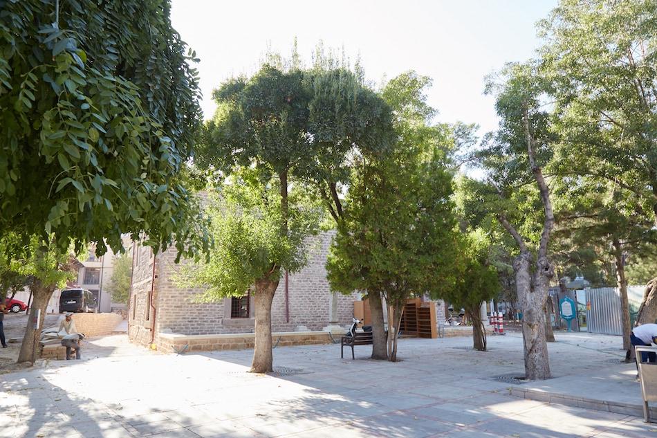 Konya Guide Shams of Tabriz Shrine
