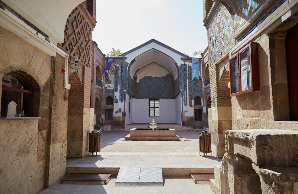 Sirçali Medrese Konya Guide