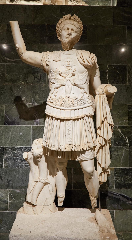 Perge Sculptures Antalya Museum