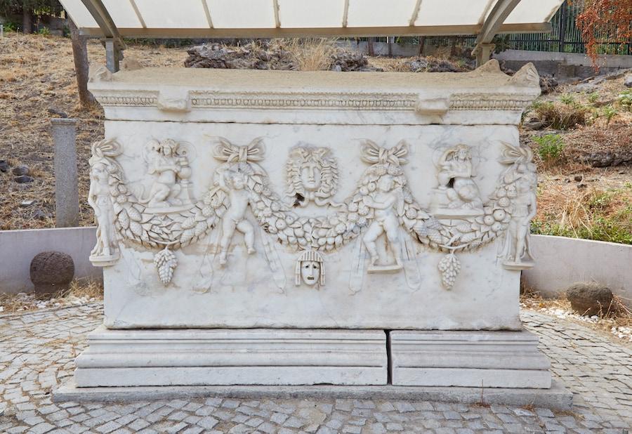 Izmir Archaeology Museum Izmir Guide