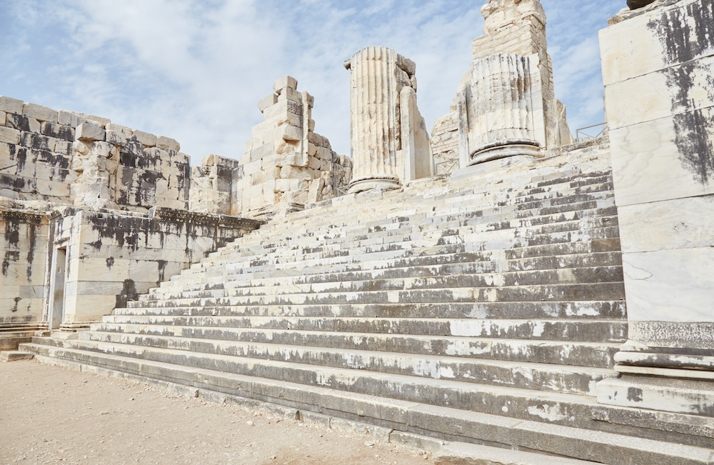 Temple of Apollo at Didyma