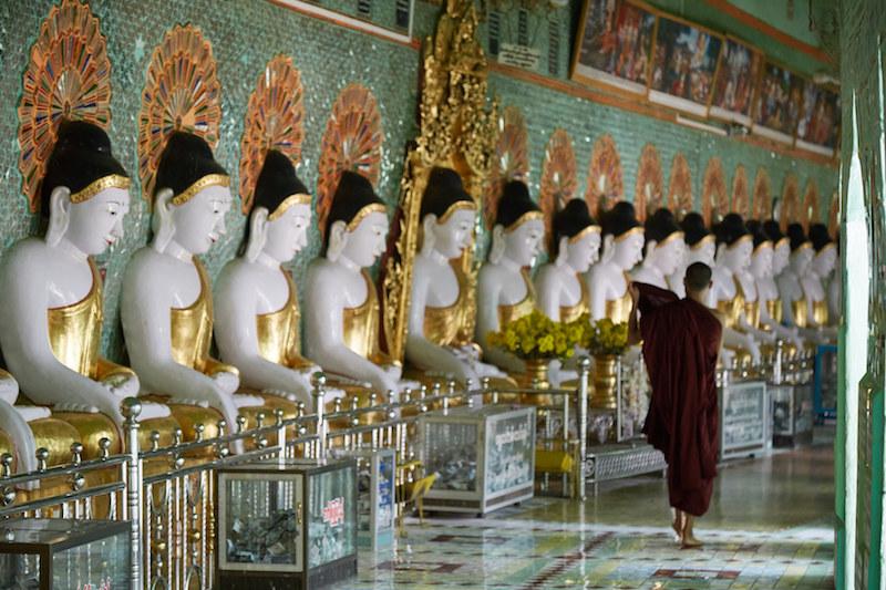 U Mon Thinze Monk