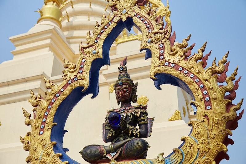 Blue Temple Garuda Orb