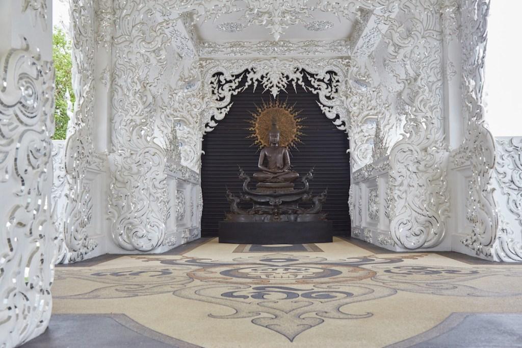 White Temple Shrine