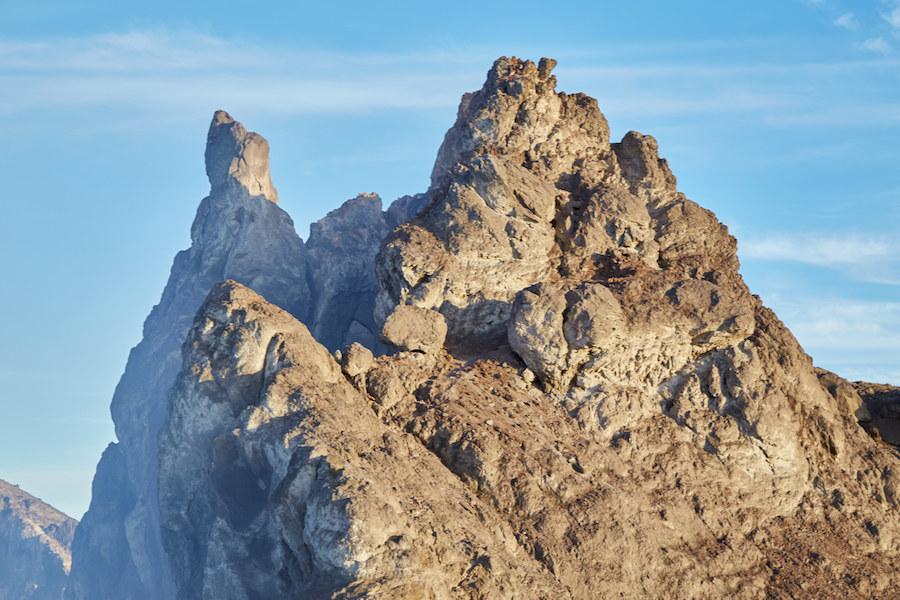 Mt. Merapi Peak, Indonesia