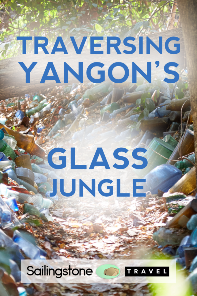 Traversing Yangon's Glass Jungle: A Visit to the Nagar Glass Factory