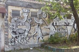 Yogyakarta Street Art Mural