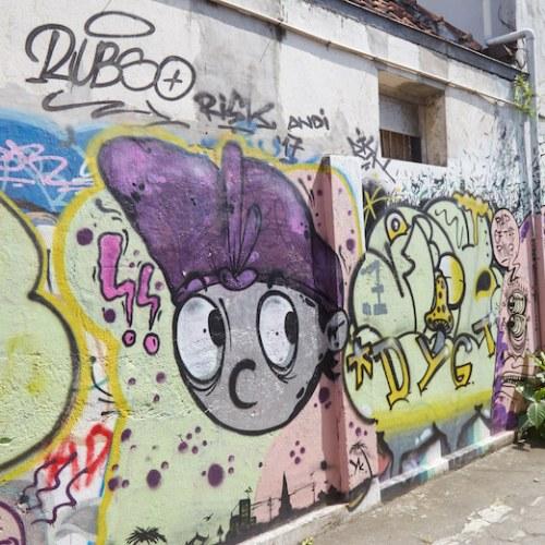 DOBY Jogja Street Mural