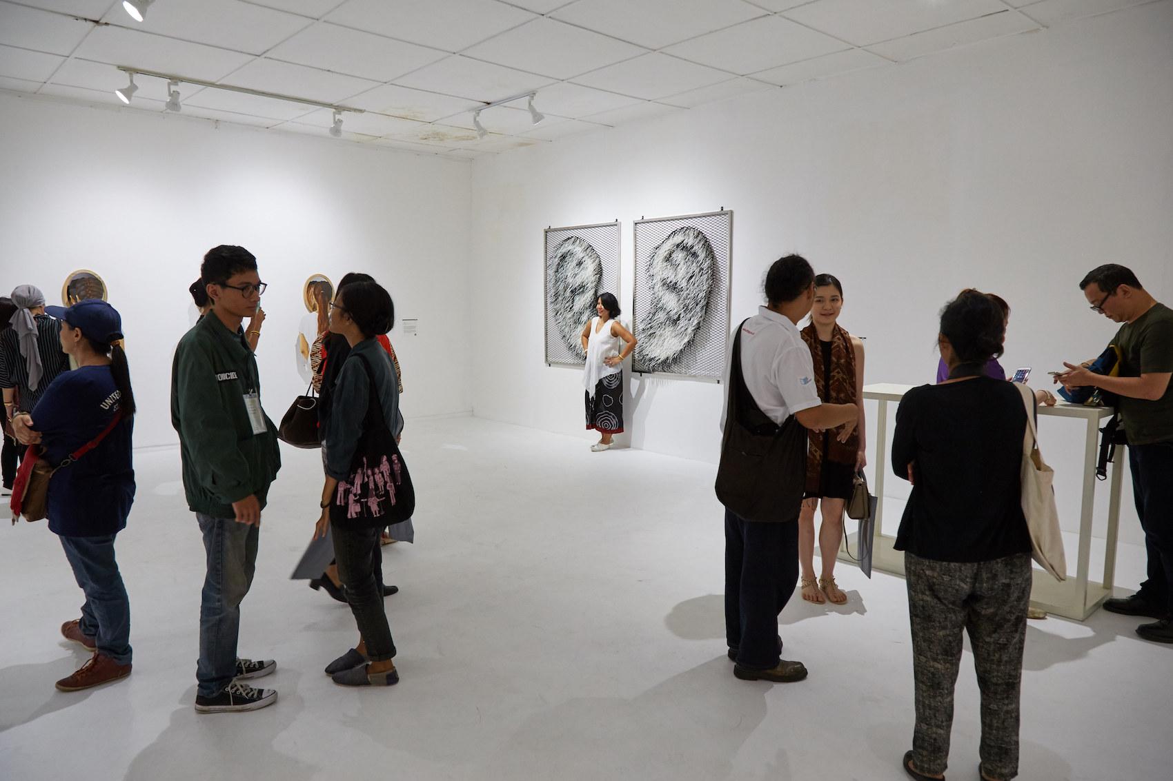 ART|JOG 10 Gallery Space