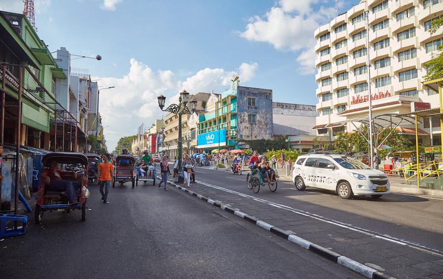 Jl. Malioboro Shopping