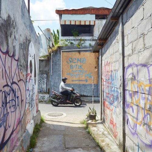 Jogja Street Art Alley