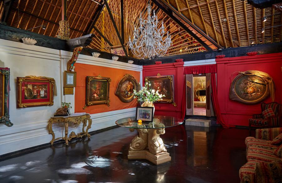 Blanco Museum Interior